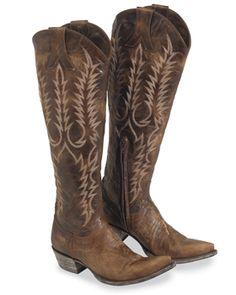 Custom Rios of Mercedes cowboy boots | Rios of Mercedes Boots ...