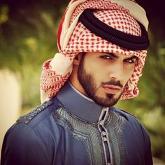 Omar Al Borkan Gala is an Iraqi model and poet living in Dubai, UAE He is one of the three men who were allegedly ousted from a festival in Saudi Arabia for being very handsome.
