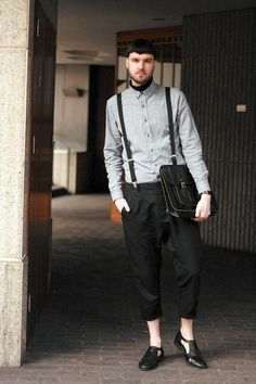 Check out this ASOS look http://www.asos.com/discover/as-seen-on-me/style-products?LookID=142034