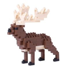 Nanoblock Irish Elk