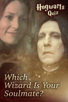 This Harry Potter personality quiz will figure out which wizard from the series is destined to be your soulmate.