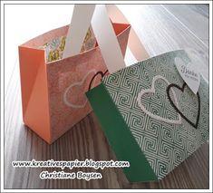 Kreatives aus Papier: Verpackung