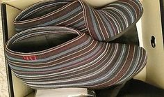 United Nude platform booties  #unitednude #unique #stripes #booties #shoes United Nude, Nude Boots, Ebay Clothing, Wedge Shoes, Platform, Stripes, The Unit, Booty, Throw Pillows
