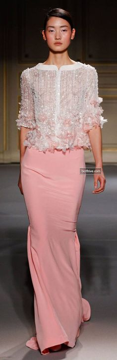 Georges Hobeika Collection Spring 2013