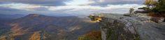 Virginia's Blue Ridge Mountains