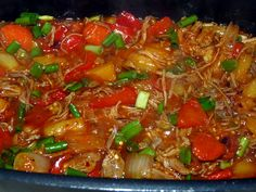 Sweet and Sour Shredded Pork | Lady Melady: My Castle, My Food