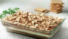 Συνταγή: Λαχταριστό μιλφέιγ με πτι-μπερ, κρέμα και σοκολάτα « Συνταγές με κέφι