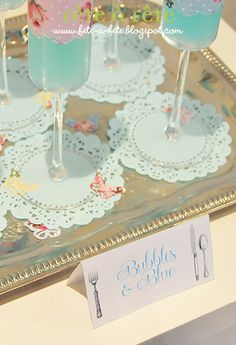 Fête à Fête: Vintage Afternoon Tea Baby Shower (+ the all gluten-free challenge)