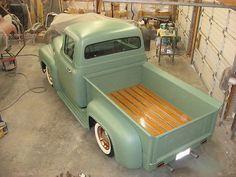 1956 Ford Truck Hot Rod Rat Rod 1955 1954 1953 Custom Satin Paint   eBay