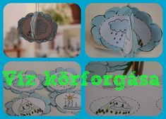 Discover recipes, home ideas, style inspiration and other ideas to try. Water Day, Projects For Kids, Kindergarten, Green Day, Teaching, Education, Toys, Crafts, Craft Ideas