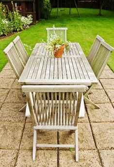 Shine Your Light Cleaning Sealing Outdoor Teak