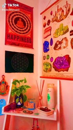 Indie Bedroom, Indie Room Decor, Cute Room Decor, Aesthetic Room Decor, Hippie Bedroom Decor, Hipster Room Decor, Aesthetic Indie, Chambre Indie, Retro Bedrooms