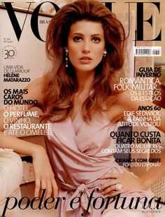 Covers of Vogue Brazil with Michelle Alves, 958 2005   Magazines   The FMD #lovefmd