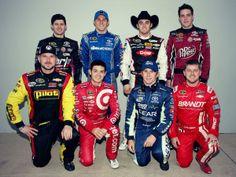 Rookie Class Who is your rookie? Nascar Sprint Cup, Nascar Racing, Ryan Blaney, Kyle Larson, Chase Elliott, Danica Patrick, Kyle Busch, Tony Stewart, Dale Earnhardt Jr