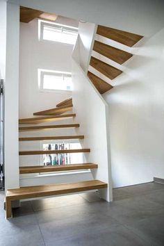 62 besten Alte Treppe neu gestalten Bilder auf Pinterest Ablauf, Gestalten und Neue wege