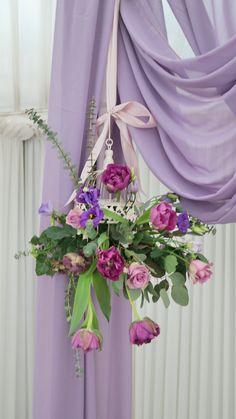 Purple tulips Purple Tulips, Flower Arrangements, Floral Wreath, Concept, Wreaths, Flowers, Home Decor, Floral Arrangements, Floral Crown