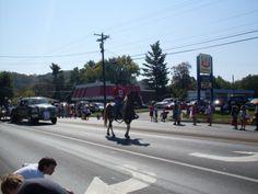 tobacco festival parade 2011
