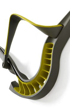 Product name: Setu. Company: Herman Miller. Why we like it: Intelligent use of plastics and elastomer suspension material to support the user as they change posture