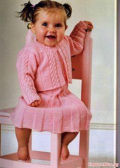 вязание для новорожденных - Самое интересное в блогах