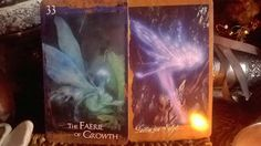 Celtic Witchin': Faery of Growth and Ideas