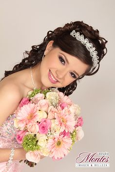 Sweet Fifteen, Sweet 15, Quince Hairstyles, Wedding Hairstyles, Quinceanera Party, Quinceanera Dresses, Sweet 16 Photos, Fashion Infographic, Quinceanera Photography