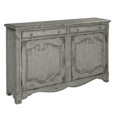 Wine Bar Cabinet, Wine Cabinets, China Cabinet, Lane Furniture, Furniture Makeover, Painted Furniture, Furniture Ideas, Countertop Materials, Wood Countertops