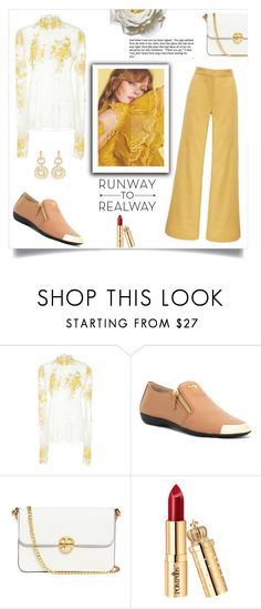"""""""Hot Days, Cool Nights"""" by freida-adams ❤ liked on Polyvore featuring Costarellos, Giuseppe Zanotti, Tory Burch, SPINELLI KILCOLLIN, topsets, polyvorecommunity, topset and polyvorefashion"""