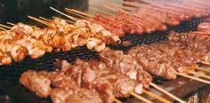 Notícias: Espetinho de Carne