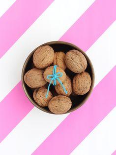 DIY Walnut shell ring box via Eat Create Live