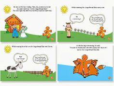 The Constant Kindergartener - A prek, kindergarten and 1st grade blog.: The Gingerbread Man Story Pack - Giveaway!