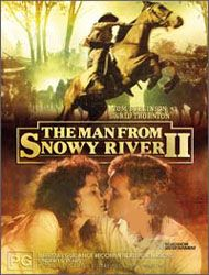 The Man From Snowy River 2-love this one and the first Man From Snowy River. Beautiful music and scenery!