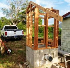 How to build a Smoke House