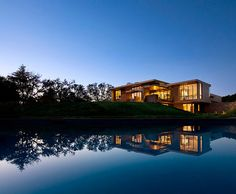 Portola Valley Residence – Tobin Dougherty Architects