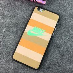Cool Nike Logo Just Do It Logo Design Bumper Schlank Nachtleuchtende Handyhülle iphone 6/6Plus