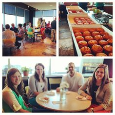 Meet and Greet with our Summer 2013 intern team.