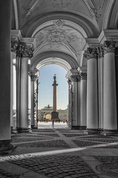 The Hermitage, St. Petersburg, Russia by Kirill Shapovalov