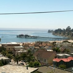 View from friend's house in Capitola. I love it here... Take me away. :)