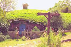 Visiting the movie set of The Hobbit and The Lord Of The Rings in New Zealand
