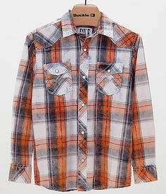 Boys - BKE Vintage Bond Shirt