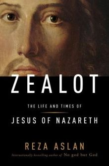 urging the Scriptures?  Don't worry, it's a quote from the book Zealot by Reza Aslan.  If you know anything about me at all, I'm certainly not advocating this stance,  Click the image to read my column at Wisdom and Life.