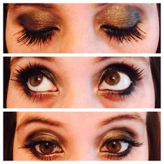 Pigment eye shadow - mineral makeup - 3d fiber lashes / mascara - eyeliner - Naomi Schricker - Younique Products