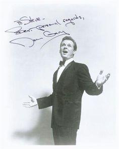 John Gary, 1932 - 1998. 65; singer, television personality.