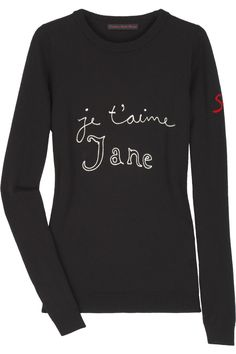 BELLA FREUD  Jane merino sweater