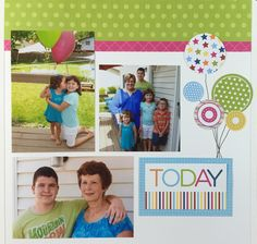 Creative Memories products support Page Layouts in 10 Minutes or Less! #creativememories #scrapbooking www.creativememories.com