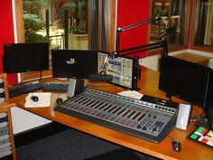 Radio is my place in the world.