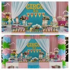 Circo de menina