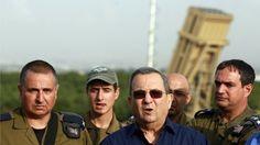 """Exministro de Defensa Ehud Barak dice """"Israel ha estado a punto de atacar Irán tres veces"""""""