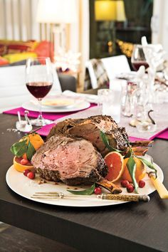 Top 5 Christmas Main Dishes