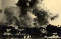 Bombardowanie Lublina Military Pictures, My Kind Of Town, World War Ii, History, Fotografia, World War Two, Military Photos