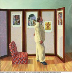 Hockney - Don't just stand there